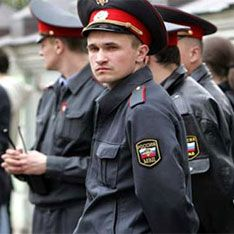 Милиция штурмовала детский сад в Москве