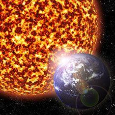 Солнечные бури повергнут Землю в хаос