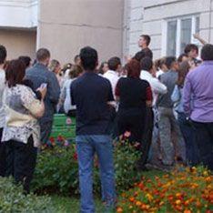 В Омске обсуждают акцию неповиновения