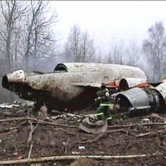 Польша потребовала самолет Качиньского