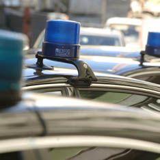 В московских пробках обвинили машины с мигалками