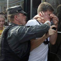 Милиция признала войну с обществом