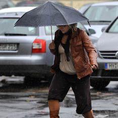 Унылые дожди принесли Москве очищение