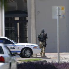 В американском банке захвачен заложник