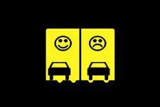 В Тюмени победят колею с помощью… дорожных знаков