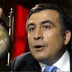 """Саакашвили ждет возвращения """"плохого парня"""" Путина"""