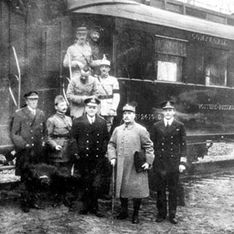 Первая мировая война завершится в воскресенье