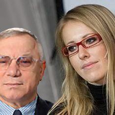 Ксению Собчак спасли от расплаты