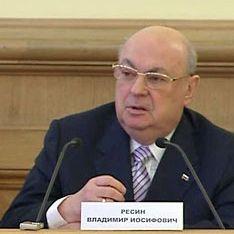 Ресин отправил в отставку правительство Москвы