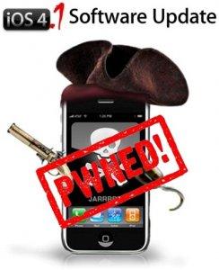 Хакеры взломали iOS 4.1 с помощью bootrom эксплоита