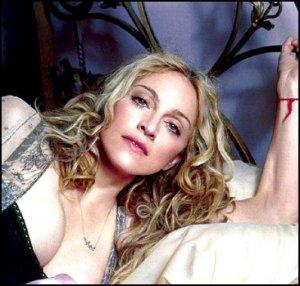Какие люди без охраны: Мадонна ездит в метро