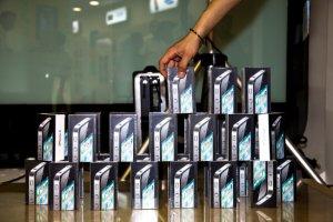 МегаФон отказался от iPhone 4