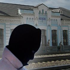 В Подмосковье разграбили вокзал