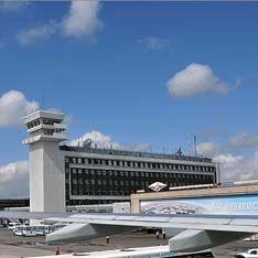 Аэропорт эвакуировали из-за бомбы