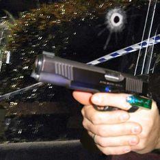Ссора у московского кафе закончилась стрельбой