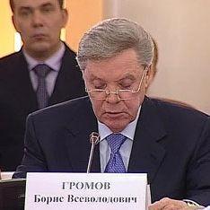 Громов предложил столице спокойного мэра