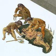 У неандертальцев нашли человеческие замашки