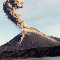 В летней жаре обвинили исландский вулкан