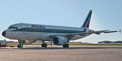 Alitalia продает дешевые билеты из Петербурга в Мадрид
