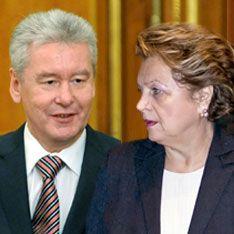 Политики ставят на Собянина и Швецову