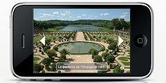 Появился путеводитель для iPhone по садам Версаля