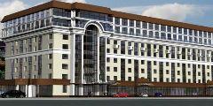 В Ставрополе официально открылся отель Azimut