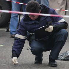 На юге Москвы киллер расстрелял двух бизнесменов