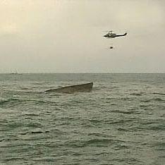 В Черном море затонул корабль с россиянами