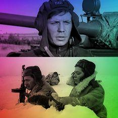 """Вслед за Штирлицем раскрасили """"Офицеров"""""""