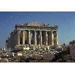 В Греции минкультовцы не пускают туристов на Акрополь