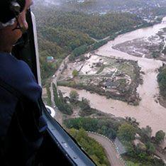 Грозная стихия возвращается на Кубань