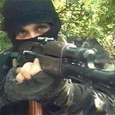 Парламент Чечни обстреливают