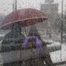 На Москву надвигается непогода