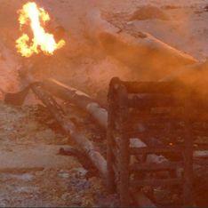 На Ямале взорвался газопровод