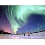 Где лучше наблюдать за полярным сиянием