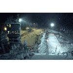 Финляндия: курорт Рука первым в Европе открыл горнолыжный сезон