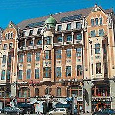 В Петербурге разгромили отель с хорватскими фанатами