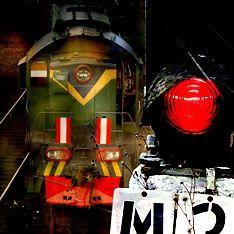 Под Москвой поезд задавил трех меломанов
