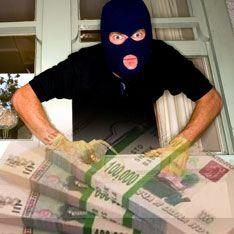 В Москве ограбили безработную миллионершу