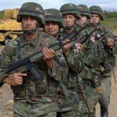 Россия запрещает Альянсу иметь большую армию