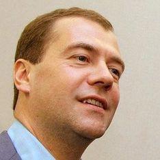 Медведев выложил в блоге пародию на самого себя
