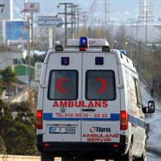 В Анталье разбился автобус с иностранными туристами