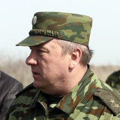 Генерал ВДВ Владимир Шаманов попал в аварию