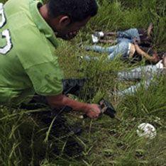 Футболистов-любителей расстреляли во время матча