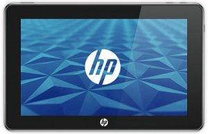 Планшет HP Slate: спецификация из официальных источников