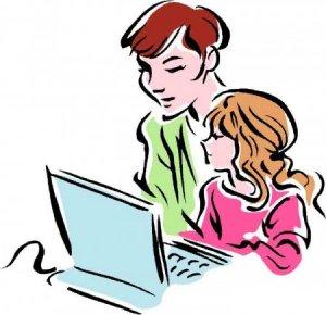 Влияние компьютера на здоровье детей