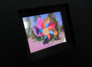 MEMS дисплей от Hitachi Displays дебютирует на CEATEC 2010