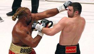 Бокс. Кличко избивал Бриггса 12 раундов… Но не положил…