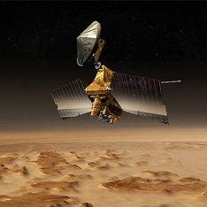 На Марсе нашли оазис жизни