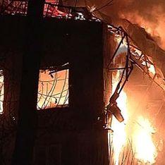 В сгоревшем здании в центре Москвы нашли четыре трупа